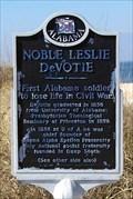 Image for Noble Leslie DeVotie - Ft. Morgan, AL