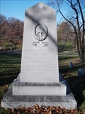 Image for Andrew Jackson Smith - Bellefontaine Cemetery - St. Louis, Mo.