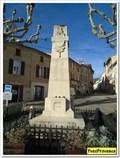 Image for Le monument aux morts - Saint Etienne les Orgues, France