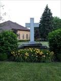 Image for Churchyard Cross - Mount Calvary Church - Erie, PA