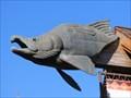 Image for Salmon Gargoyle - Eugene, Oregon