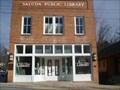 Image for Saluda Public Library, Polk County, NC
