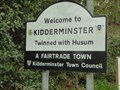 Image for Kidderminster, Worcestershire, England