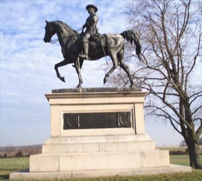 Image result for gen. john reynolds monument, lancaster, pa