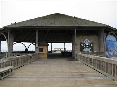 Tybee pier pavillion tybee island georgia piers on for Tybee island fishing pier