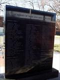 Image for Multi-War Memorial - Centerville, TX