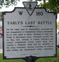 Image for Early's Last Battle