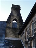Image for St John's Church School chimney – Bierley – Bradford, UK