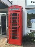 Image for Red Telephone Box - Papenreye - Hamburg, Germany