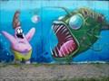 Image for Graffiti Spongebob - Koblenz, Rhineland-Palatinate, Germany