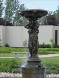 Image for Les 3  nymphes  de la fontaine.  -Laval.  -Québec.