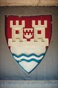 Image for Wappen am Hafenschlösschen, Niederkassel-Mondorf, NRW, Germany