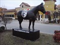 Image for NWA Florists - Fiberglass Horse