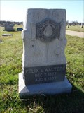 Image for Felix E. Walters - Union Grove Cemetery - Wills Point, TX