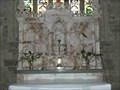 Image for Altar Piece, St. John The Baptist, Kinlet, Shropshire, England
