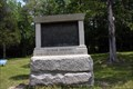 Image for 51st Ohio Infantry Monument - Chickamauga National Battlefield