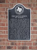 Image for First Baptist Church of Claude
