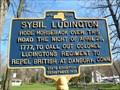 Image for Sybil Ludington