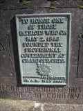 Image for Champoeg Provisional Government (Judson) - Pioneer Cemetery - Salem, Oregon