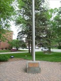 Image for Beltrami County Court House Bi-Centennial Flagpole, Bemidji, MN