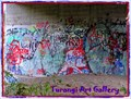 Image for Turangi Graffiti Gallery, Turangi. North Is. New Zealand.
