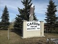 Image for Carson ND - Pop. 286