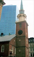 Image for Boston's Old South Meeting House Gets Revere Bell - Boston, MA