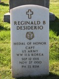 Image for Reginald B. Desiderio - San Francisco National Cemetery