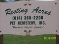 Image for Resting Acres - Bradford, PA