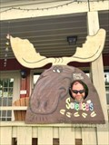 Image for Sorellee's Pizza Pub moose photo cutout - Oakland, Maryland