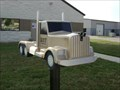Image for Semi Truck Mailbox - Franklin, Ohio