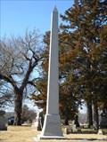 Image for Sweet Family Obelisk - Topeka Cemetery - Topeka, Ks.