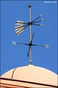 Image for Weathervane of Church of St. John Baptist / Anémoscope - Eglise Saint-Jean Baptiste (Ota, Corsica)