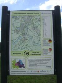 16 - Nieuwegein - NL - Fietsroutenetwerk Vecht- en Plassengebied