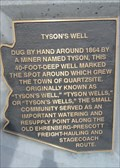 Image for Tyson's Well