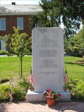 Image for Town's People Memorial - Sturbridge, Massachusetts