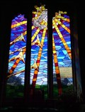 Image for Stained Glass, St Mary's Church, Potton, Beds, UK