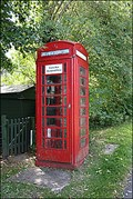 Image for Preston on Stour phone box, Warwickshire, UK