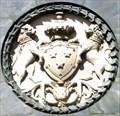 Image for Castle Mona Heraldic Shield No.2 - Douglas, Isle of Man