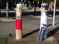 Image for Sailor and Woman Bollards - Geelong Waterfront, Victoria, AU