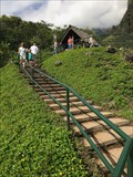 Image for Iao Valley SP Stairway - Wialuke, Maui, Hawaii