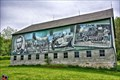Image for Lincoln Highway Barn Mural - Stoystown, PA