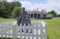 Image for Jefferson Davis and Children Statue - Biloxi MO