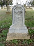 Image for E.N. Ray - Stouts Creek Cemetery - Saltillo, TX