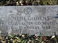 Image for Joseph Githens - Old Newtown Friends Burial Ground - Oaklyn, NJ