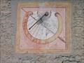 Image for Zarbula Sundials: Clot de Riou, Chateau Queyras, France