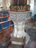 Image for Baptism Font, St Gregory - Sudbury, Suffolk