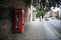 Image for LEGACY - (Phone Box removed!) West Gate phone box, Warwick, UK