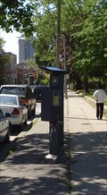 Image for Solar Powered Parking Meter - Sherbourne Street - Toronto, Ontario, Canada