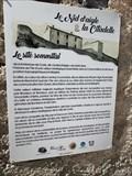 Image for Le nid d'aigle et la citadelle - Corte - France
